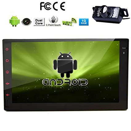 Amazon com: Android 4 2 OS Dual-Core CPU 7-inch Car Tablet PC None