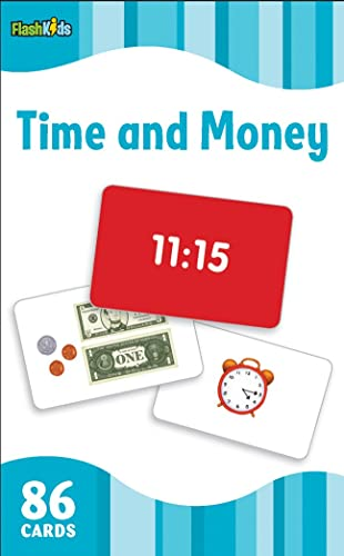 Time and Money (Flash Kids Flash Cards)