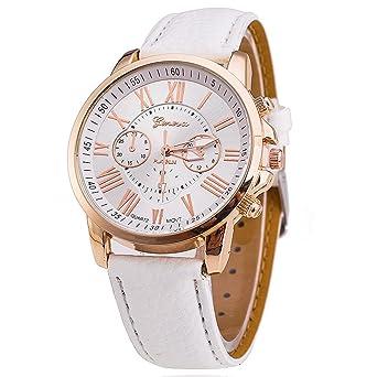 Marke Gürtel Armbanduhr 2015 höchstens drei Augen Uhren Genf