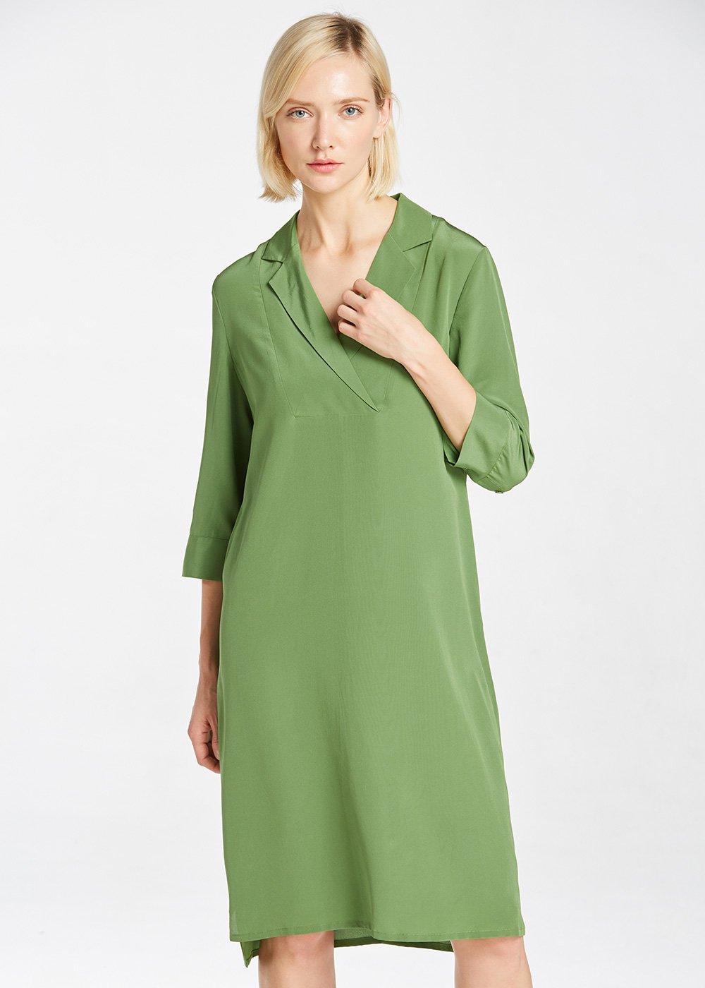07be089396 Amazon.co.uk  LILYSILK  Silk Dress