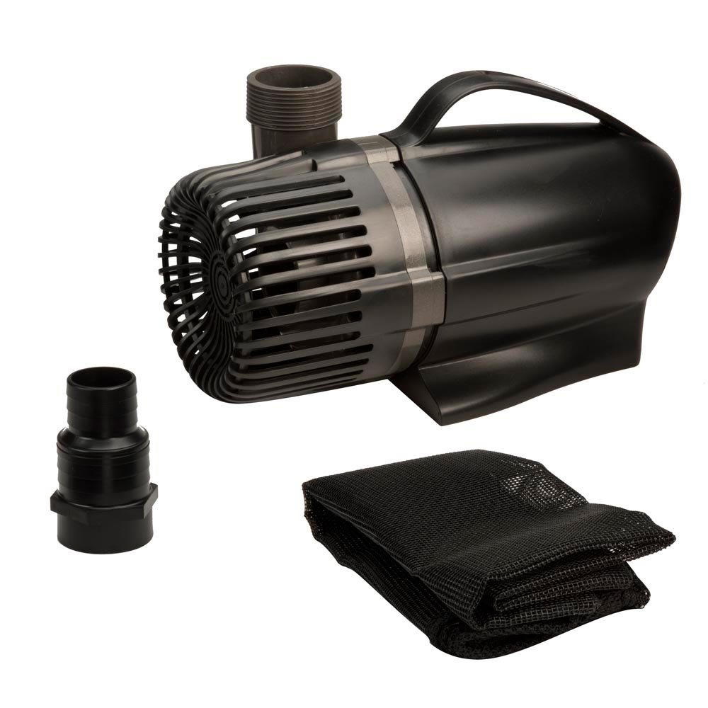 aquanique 3600 GPH Waterfall Pump