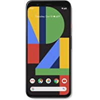 Google Pixel 4 XL - Clearly White - 64GB - Unlocked (Renewed)