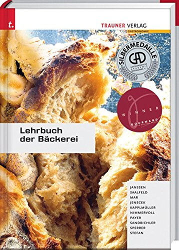 Lehrbuch der Bäckerei