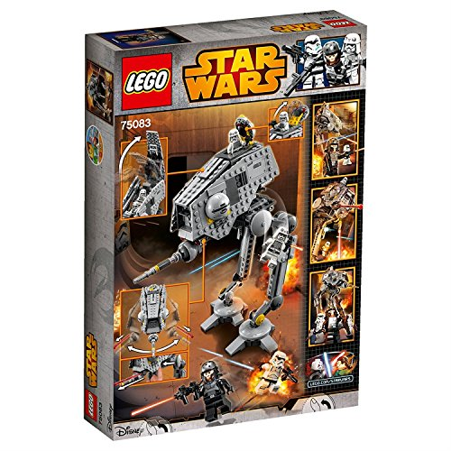 LEGO STAR WARS - Bipedo AT-DP (75083)