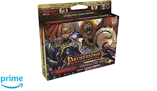 Pathfinder Adventure Card Game: Hells Vengeance Character ...