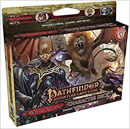 Pathfinder Adventure Card Game: Hells Vengeance Character ...