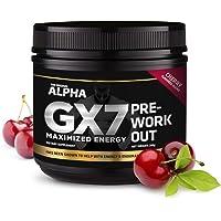 Alpha Gx7 Pre Workout -30 Servings Cherry Flavor