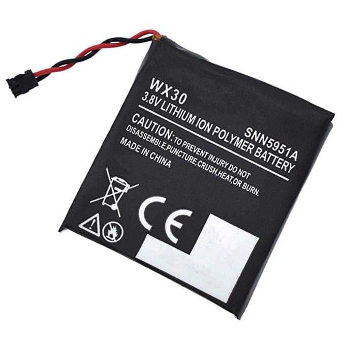Amazon.com: Civhomy Replacement 3.8V WX30 Battery for ...
