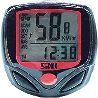 SupplyEU Digital LCD Cycle Speedometer Odometer