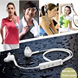 VicTsing Sweat-proof Bluetooth V4.0 Wireless Stereo Headset Sport Earphone headphone With Mic for iPhone 4 4S 5 5G 5S 5C galaxy S3 S4 S5 Note II III HTC ONE M7 M8