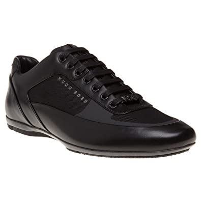 outlet for sale skate shoes fast delivery BOSS HB Racing Lowp Shoes Black
