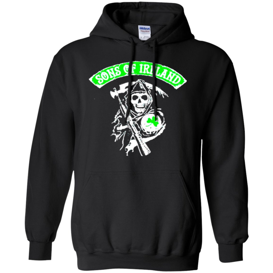 Sons Of Ireland 8878 mybirthday.shop Irish T-Shirt