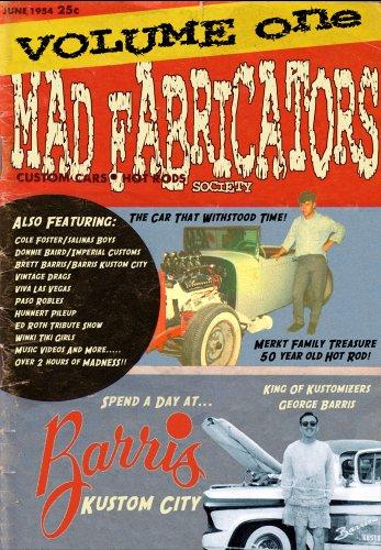 Mad Fabricators Society, Vol. 1 - Mad Fabricators Society