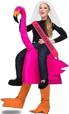 Disfraz de Flamenco novia con banda a hombros - despedidas de ...