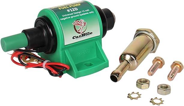 Gasket 35 gph Micro Electronic Fuel Pumps 4-7 psi Diesel 12D Mr