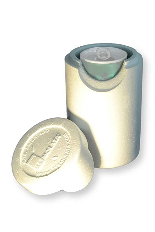 TERMOLATA - Envase - nevera térmico para latas de bebidas 33 cl ...