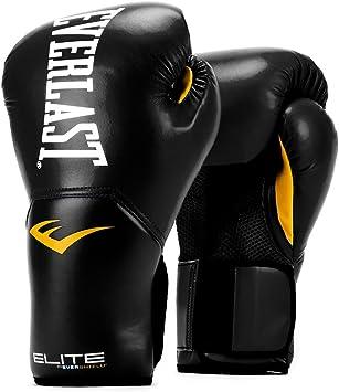 Everlast Pro Style 8-Ounce Training Gloves Black