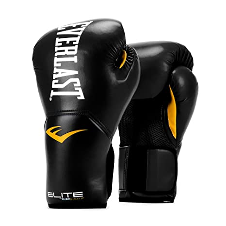 35d9d6e30 Amazon.com   Everlast New Pro Style Elite Training Gloves   Sports    Outdoors