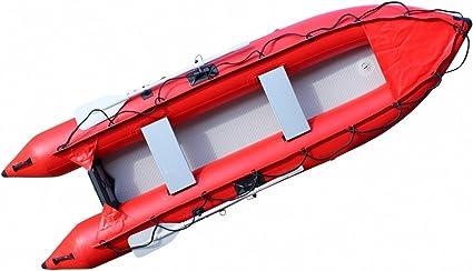 Amazon.com: Saturn 12 ft Kaboat SK396 Inflatable Kayak ...