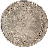 1807 P Bust Half Dollars Draped Bust Half Dollar VG-8 PCGS