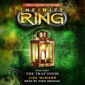 Infinity Ring, Book 3: The Trap Door Audiobook
