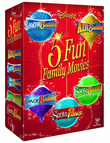 (Disney Buddies Collection (Air, Snow, Space, Santa and Santa Paws))