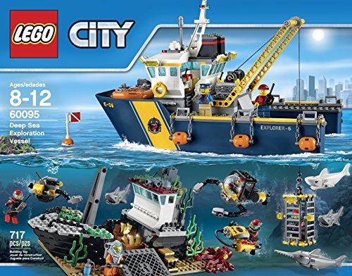 Review LEGO City Deep Sea