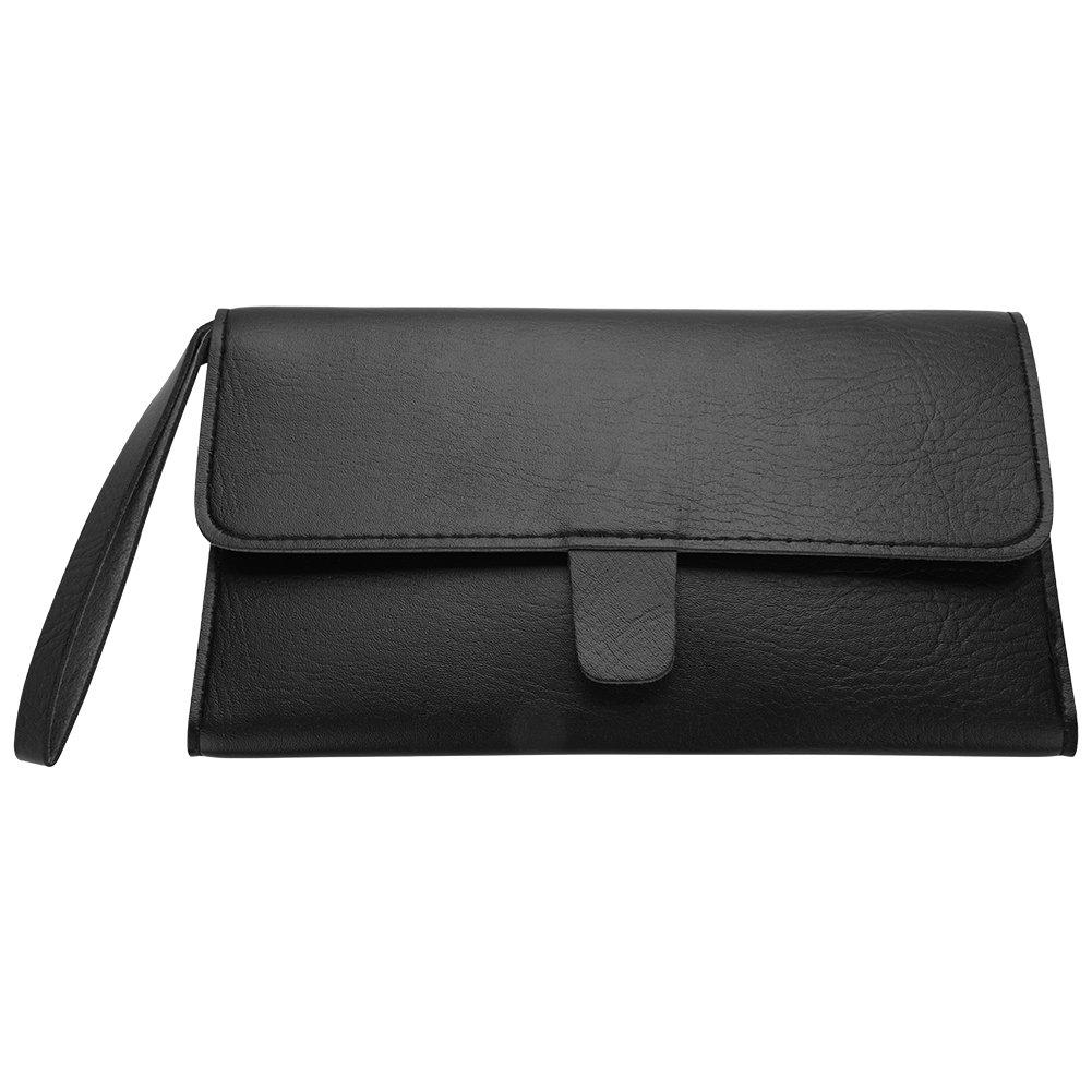 Professionale portatile multi-funzionale strumenti parrucchiere forbici pettine custodia pacchetto sacchetto (nero) Yotown