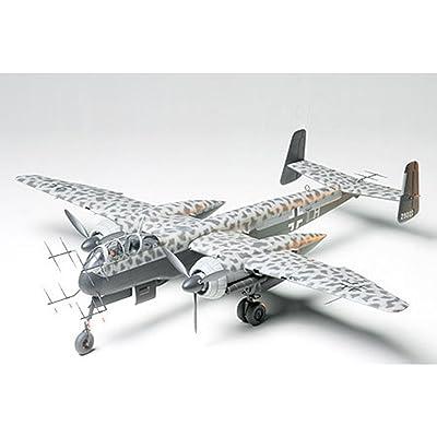 Tamiya America, Inc 1/48 Heinkel HE219 UHU, TAM61057: Toys & Games