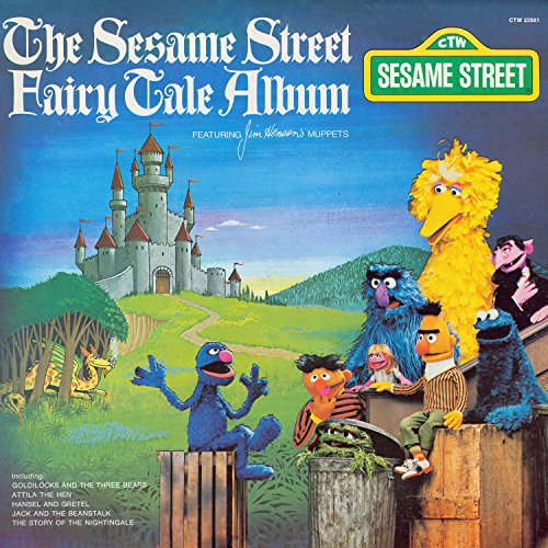 Sesame Street: The Sesame Street Fairy Tale -