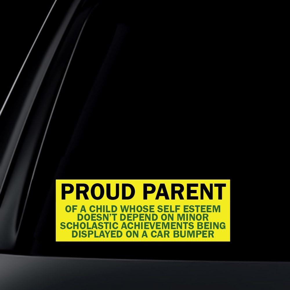 Amazon Com World Design Proud Parent Car Decal Sticker Automotive [ 1000 x 1000 Pixel ]