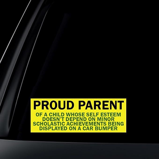 Proud Parent of a Child With Autism Auto Car Sticker