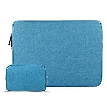 CLOUDSTOO 15-15.6 Pulgadas Funda para MacBook Pro/Notebook, con un Bolso Extra