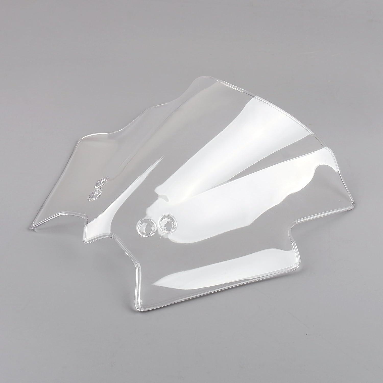 Plastic Motorcycle Windscreen Wind Shield Windshields Wind Screen for K-T-M DUKE 125 200 390 2013-2016 Artudatech Motorbike Windshield