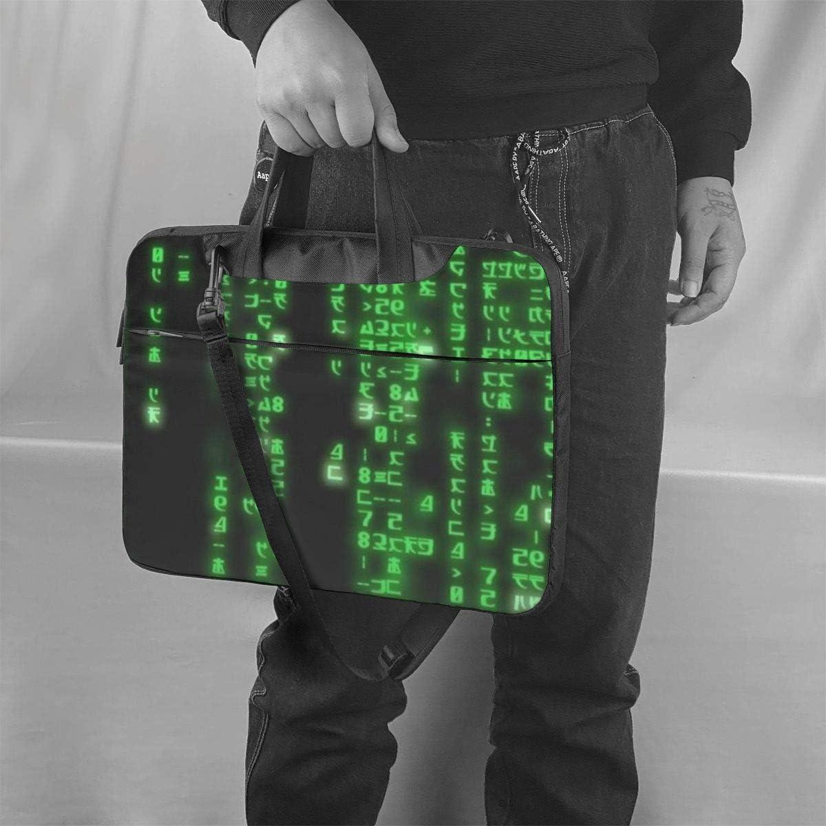 MATEH Magical Laptop Bag 13 Inch Shoulder Messenger Bag Computer Tote Briefcase for Work School