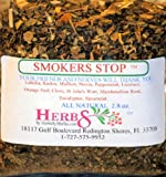 Cheap Herbs By Merlin SMOKERS STOP TEA (Balance Reduce Cravings) Organic Loose Leaf Tea 2.8 oz