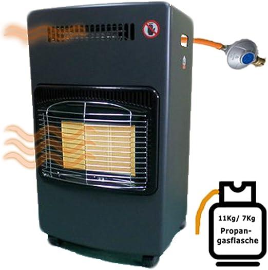 Cerámica Gas Calefacción 6,2 kW con Recirculación de calefacción ...