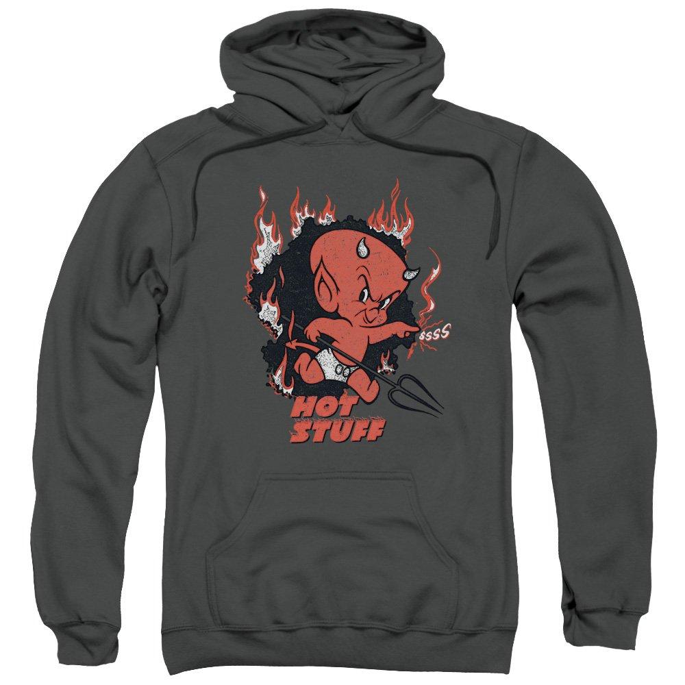 2Bhip Hot stuff der teufel comicfigur versengt hoodie für Herren