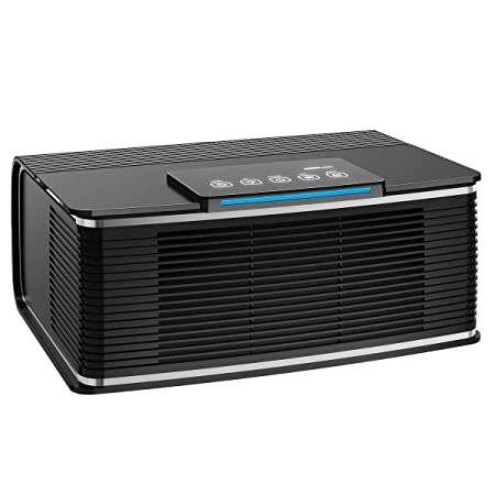 Oreck Tru Response Air Purifier, Black