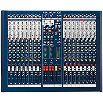 Amazon.com: Soundcraft, Mixer - Unpowered, Channel (LX7ii