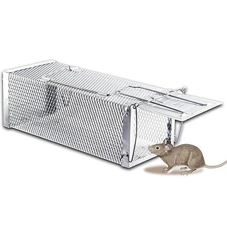 Byjia Trampa para Ratas, Ratas, Trampa para Ratones Catcher De ...