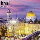 Israel Wall Calendar 2020