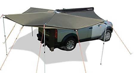 Rhino Rack USA 31200 Foxwing Awning Right Hand Passenger Side