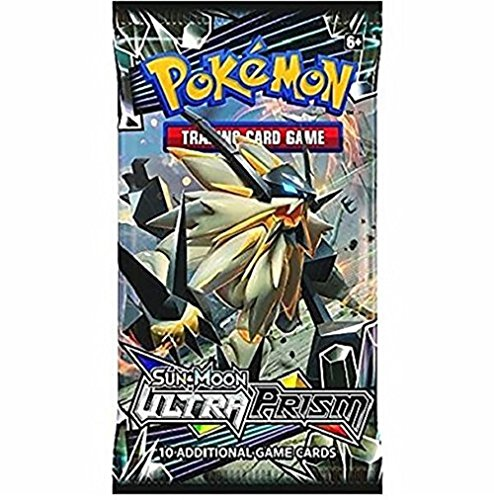 Pokémon TCG: Sun & Moon-Ultra Prism Booster Pack
