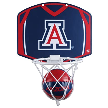 Amazon.com: Arizona Wildcats – Juego de mini baloncesto y ...
