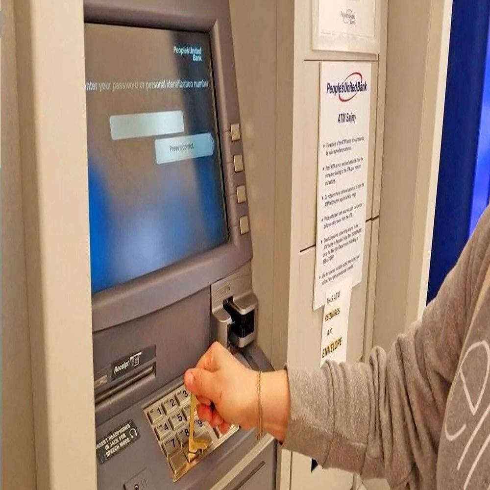 2 Pack Hygiene Hand Brass Door Opener Closer Stylus Multifunction Avoid Contact Public Portable Keychain Tool