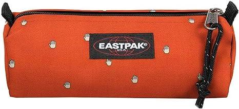 Eastpak ESTUCHE BENCHMARK SINGLE RED HAN U Naranja: Amazon.es: Deportes y aire libre
