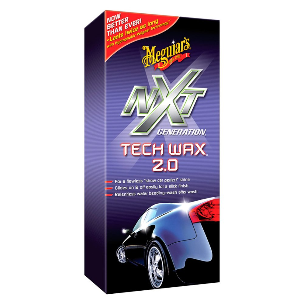 Meguiar's G12711EU NXT Generation Tech Wax 2.0 Paste Wax 311g Meguiar' s Car Care Products