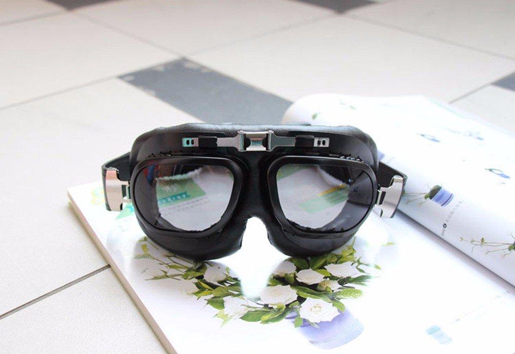 KHSKX Lunettes de moto en plein air équitation vent gogglesA lunettes lunettes de sport CX04WRf