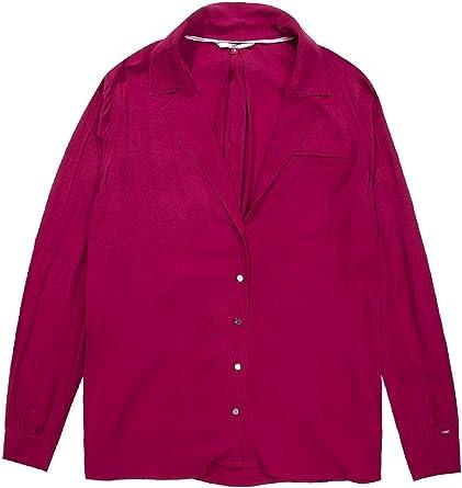 Tommy Hilfiger DW0DW05233 Camisa Mujeres: Amazon.es: Ropa y accesorios